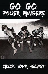 Go Go Power Rangers #30 Cover B Mercado Variant