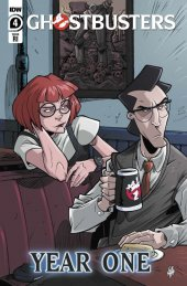 Ghostbusters: Year One #4 1:10 Incentive Varaint