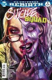 Suicide Squad #8 Variant Edition (jla Ss)