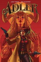 Adler #4 Cover B Mccaffrey