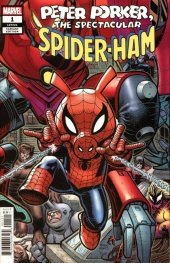 Spider-Ham #1 Connecting Variant
