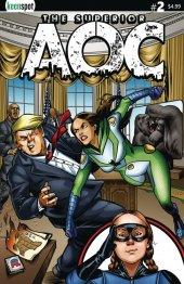 Superior Aoc #2 Cover C Cucca