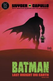 batman: last knight on earth #1