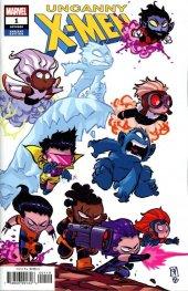 Uncanny X-Men #1 Skottie Young Variant