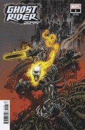 Ghost Rider 2099 #1 Hotz 1:25 Variant