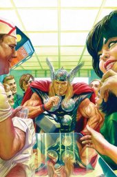 Thor #13 Alex Ross Marvels 25th Tribute Variant