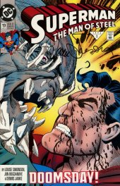 superman: the man of steel #19