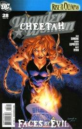 Wonder Woman #28 Original Cover