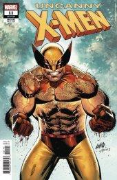 Uncanny X-Men #11 Rob Liefield Variant