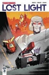 Transformers: Lost Light #3 RI Cover
