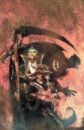 Detective Comics #1027 Bill Sienkiewicz Torpedo Comics Virgin Exclusive