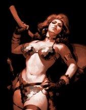 Killing Red Sonja #1 Julian Totino Tedesco Variant