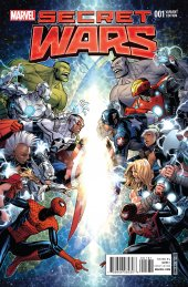 Secret Wars #1 Cheung Variant