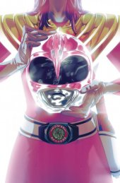 Mighty Morphin Power Rangers #47 Foil Montes Variant