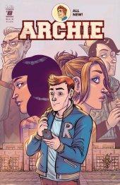 Archie #8 Cover C Var Faith Erin Hicks