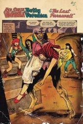 Red Sonja & Vampirella Meet Betty & Veronica #8 Cover B Hack