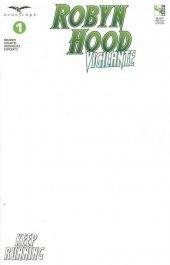 Robyn Hood: Vigilante #1 Cover F Blank Sketch