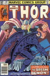 The Mighty Thor #307 Newsstand Edition