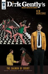 Dirk Gently: The Salmon of Doubt #9 Subscription Variant