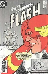 The Flash #344