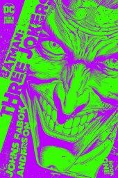 Batman: Three Jokers #1 1:25 Green Variant
