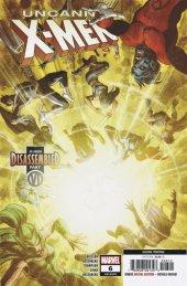 Uncanny X-Men #6 2nd Printing Cinar Variant