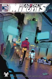 Read Only Memories #3 1:10 Incentive Variant