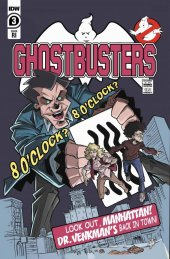 Ghostbusters: Year One #3 1:10 Incentive Variant