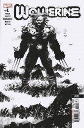 Wolverine #1 2nd Printing - Kubert Sketch Variant Edition