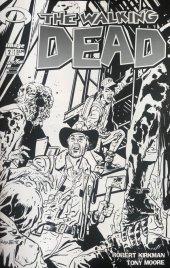 The Walking Dead #2 15th Anniversary Blind Bag Samnee B&W Cover