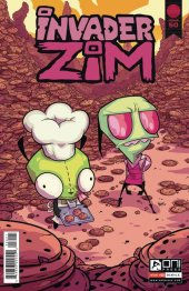 Invader Zim #50 Cover B Mcginty Paul