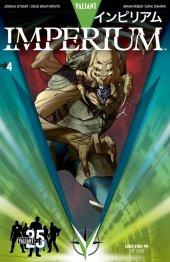 Imperium #4 Cover C 25th Anniversary Sandoval
