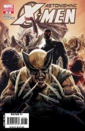 Astonishing X-Men #25 Bermejo Cover