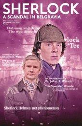 Sherlock: A Scandal In Belgravia #3 Cover B Photo