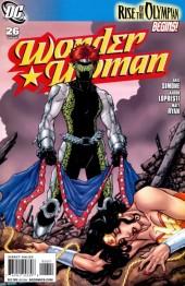 Wonder Woman #26 Variant Edition