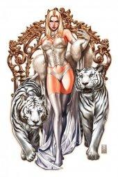 Uncanny X-Men #1 ComicSketchArt Exclusive Mark Brooks Variant C