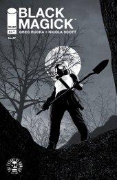 Black Magick #7 Variant Edition