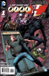 Dial H #1 Variant Edition
