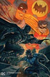 Detective Comics #1027 Cover B Lee Bermejo Batman & Nightwing Variant