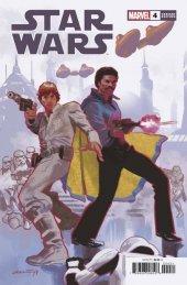 Star Wars #4 1:25 Acuna Variant