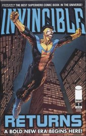 Invincible #1 2nd Printing