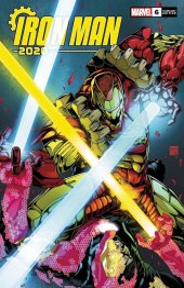 Iron Man 2020 #6 1:25 Takashi Okazaki Variant
