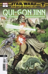 Star Wars: Age of Republic - Qui-Gon Jinn #1 2nd Printing Smith Variant