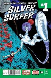 Silver Surfer #1 3rd Printing