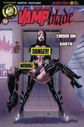Vampblade: Season 3 #12 Cover B Young Risque