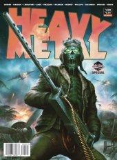 Heavy Metal #300 Cover B  Alessio
