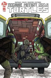 Teenage Mutant Ninja Turtles #95 2nd Printing