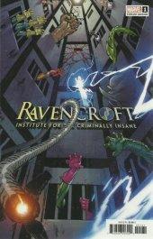 Ravencroft #1 Kim Jacinto Variant
