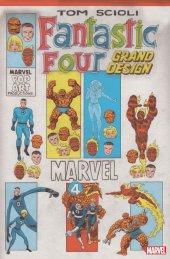 Fantastic Four: Grand Design #1 Tom Scioli Corner Box Variant