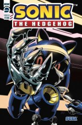 Sonic the Hedgehog Annual 2020 #1 1:10 Incentive Variant